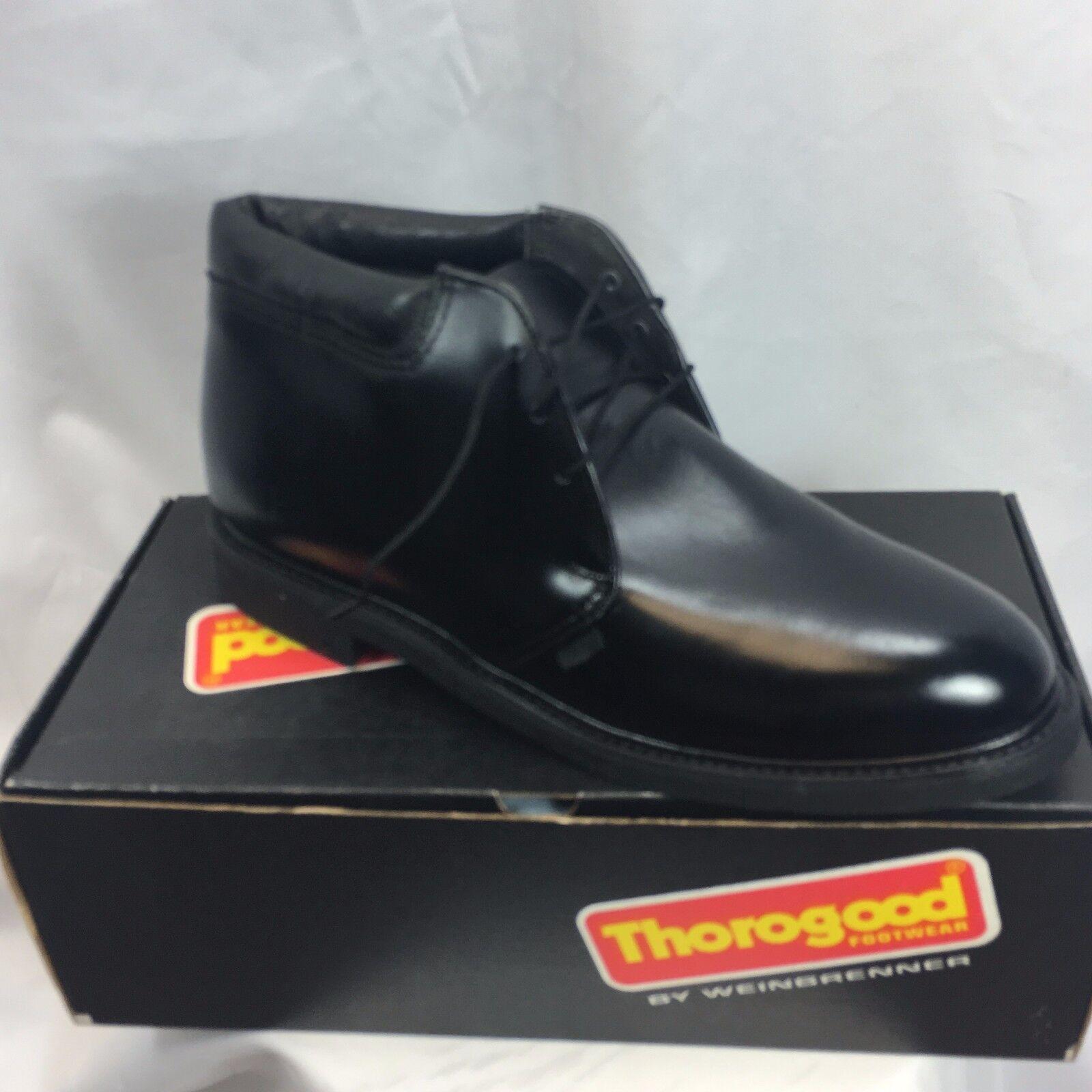 NEW Thorogood 834-6246 Chukka Postal Police Fire Shoes