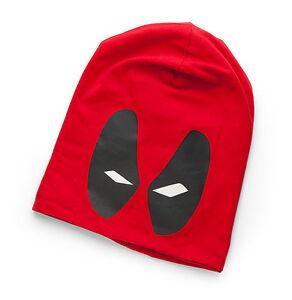 Image is loading Marvel-Deadpool-Beanie-Hat dad5c1fcefe