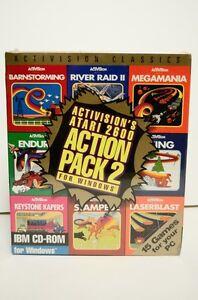Activision-Classics-Atari-2600-PC-Windows-CD-ROM-Game-Sealed-IBM-486
