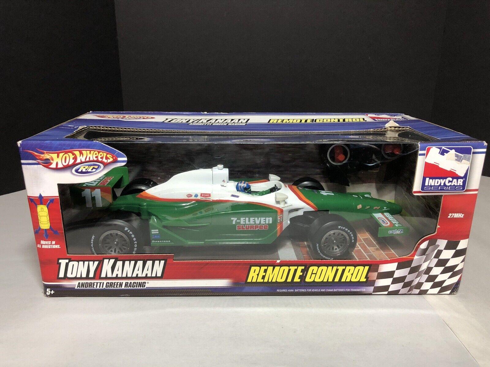 Hot Wheels Indy Car Tony Kanaan  11 Remote Control Car