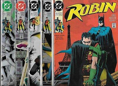DC COMICS NM- CHUCK DIXON RUSH CITY #1-#6 SET