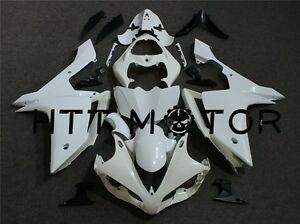 Unpainted-Fairing-Bodywork-Package-Set-For-YAMAHA-YZF-R1-YZF-R1-2007-2008-07-08
