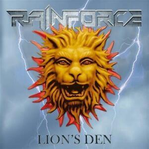 Lion-s-Den-Rainforce-CD-Neu-New