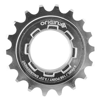 Cycling Origin-8 Hornet 108 Performance Freilauf 18tx1/8 Crmo Cnc Cp/cp 8-key Vivid And Great In Style Bicycle Components & Parts