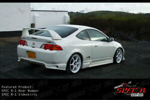 Aerokit Spec R1 Bodykit Bumper Sideskirts For Honda Integra Dc5 Type