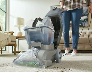 Hoover Professional Turbo Scrub Upright Carpet Cleaner Machine Upright New Best 73502037447 Ebay