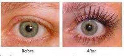 NEW Transplanting Instant Eye Lash Lashes Extensions Natural Fibre Brush Mascara