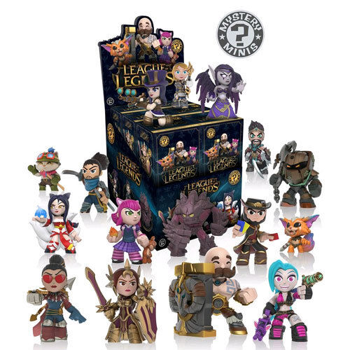 League of Legends - Mystery Minis Blind Box - Set of 12 NEW Funko