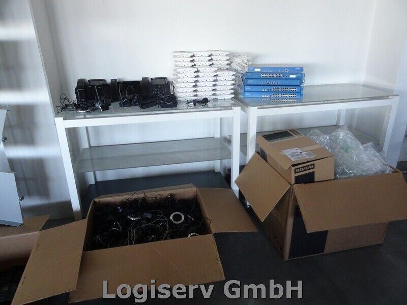 Bild 1 - Wildix PBX VoiP WGW 250 Telefonanlage IP Telefone & Bluetooth Mono Headsets