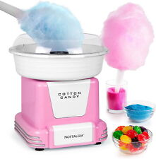 Candy Machine Maker Sugar Nostalgia Electrics Cotton Kid Gift Free Shipping Pink