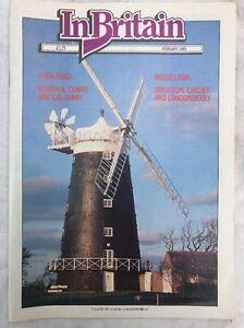 In-Britain-magazine-February-1989-Free-Postage