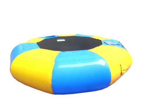 Wassertrampolin, ideal für Pools, Event Modul, Wasserspaß, Baden, Sommer