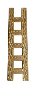 Ladder 5-Rung 5 Steps Gilded Symbol For Orange Order Collarette