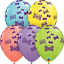 6-x-11-034-Printed-Qualatex-Latex-Balloons-Assorted-Colours-Children-Birthday-Party thumbnail 101