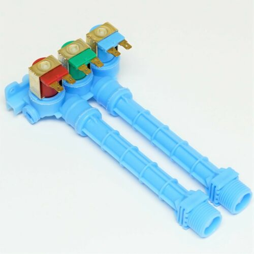 K-75821-01 134371220 Washing Machine Water Inlet Valve for Frigidaire Kenmore