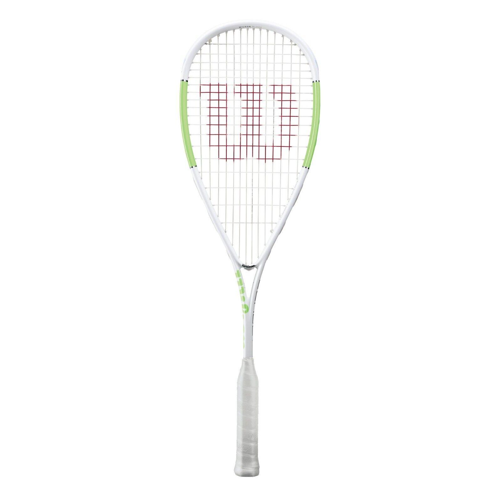 WILSON Blade Ultra Lite Squash racquet - Authorized Dealer w  Warranty-Reg