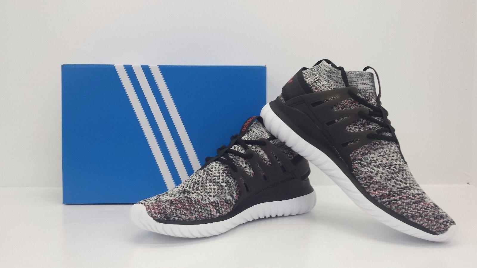 Adidas tubulare grigio nova pk chiaro marrone grigio tubulare confezioni 8,5 - 11,5 bb8409 nuova di zecca in scatola b4c180