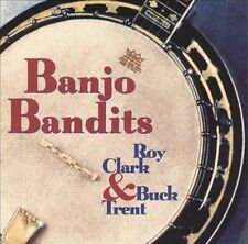 "ROY CLARK & BUCK TRENT, CD ""BANJO BANDITS"" NEW SEALED"