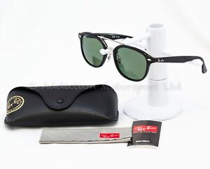 405665eda2 Image is loading Ray-Ban-Sunglasses-RB2183-901-9a-53-Black-