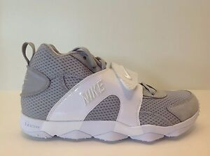 Nike Zoom Ver Men's Size 10 and 10.5 New in Box NO Top Lid Grey/White 844675 011