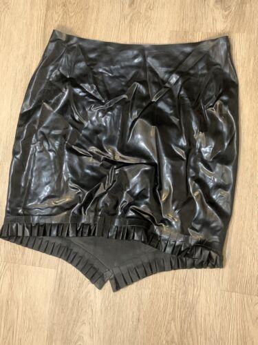 Latex Fetishwear Skirt Dominatrix