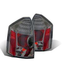 Cg Chrysler 300 / 300c 05-07 Led Tail Light Smoke Lens on sale