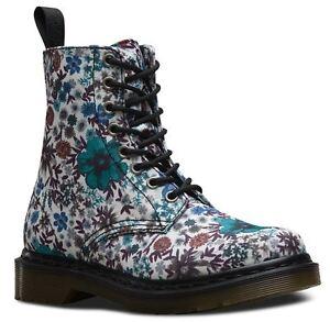 Dr-Martens-Off-White-Wanderlust-Floral-Lona-Botas-De-Verano-Textil