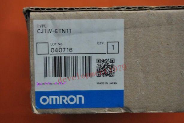 1PCS NEW Omron PLC Module CJ1W-ETN11