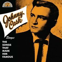 Johnny Cash - Sings The Songs That Made Him Famous [new Vinyl] on Sale