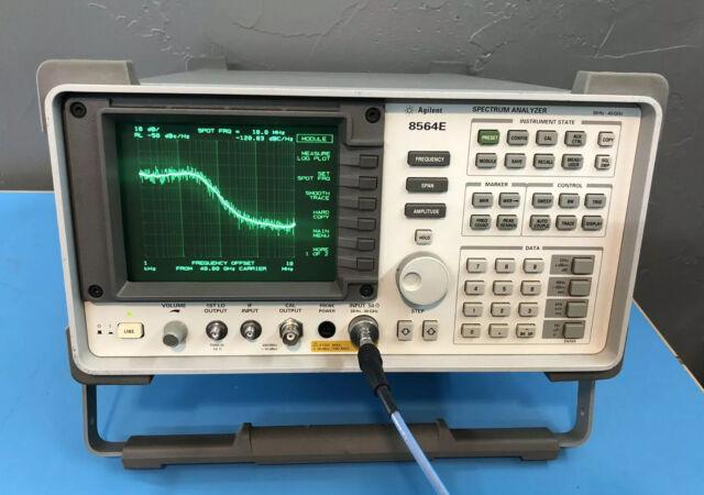 HP Agilent Keysight 8564E Spectrum Analyzer 9 kHz- 40 GHz Calibrated GUARANTEED