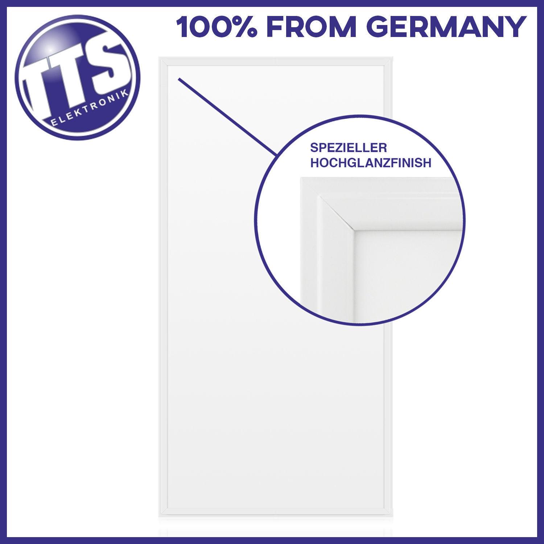 LED Panel 60x120 cm 600  1200 mm,  60 Watt, TÜV, CE, ROHS  Neutralweiß | Einfach zu spielen, freies Leben  | Lebensecht  | Genial Und Praktisch