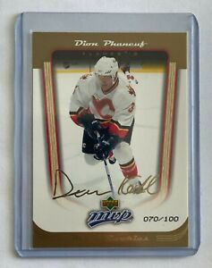 2005-06-Upper-Deck-MVP-Gold-404-Dion-Phaneuf-Rookie-Card-70-100-100-Only