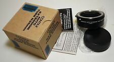CONTAX Auto Extension Tube N 26mm for N1 NX N Digital Camera Zeiss Lens