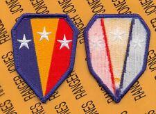 US ARMY 50th Infantry Brigade dress uniform shoulder patch m//e
