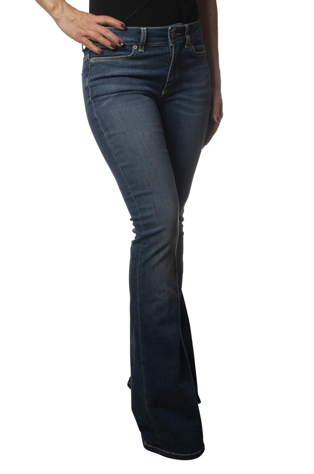 Dondup -  Jeans-Hose, slim fit - Frau - Denim - 5938609E191242  ahorra hasta un 50%