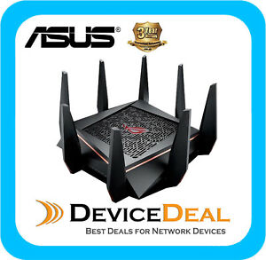 ASUS ROG Rapture GT-AC5300 Tri-band MU-MIMO Wireless Gaming Router -...