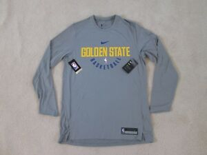 5971525c2c2 Image is loading NIke-Authentic-NBA-Golden-State-WARRIORS-Shooting-Practice-