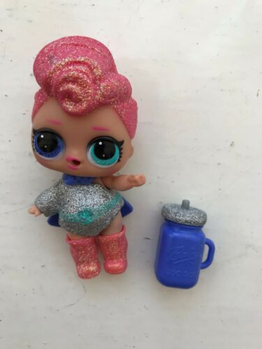 LOL SURPRISE DOLLS STARDUST QUEEN BABE BABY SERIES 3 LIMITED EDITION TOY FIGURE