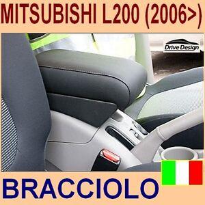 Mitsubishi-L200-dal-2006-bracciolo-TOP-regolabile-vedi-nostri-tappeti-auto
