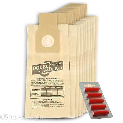 Electruepart Karcher Commercial Sacs pour Aspirateur Pack de 5