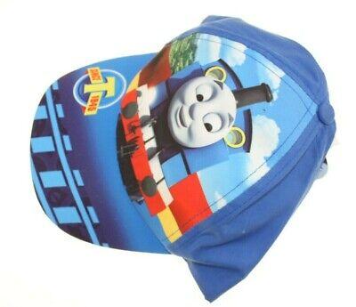 Bambini Bimbi Estate Cappello O Berretto Thomas The Tank Engine Amici Nuovo Blu- Elegante E Grazioso
