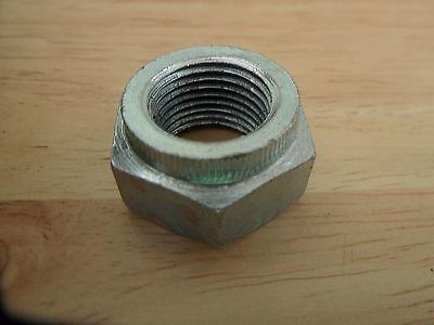 14-1307 TRIUMPH T120 T140 TR6 TR7 BONNEVILLE DRUM BRAKE REAR WHEEL SPINDLE NUT