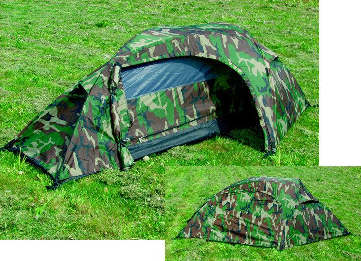 1Uomo Tenda Recon campeggio, all'aperto tende WOODLe nuovo