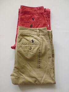 Ralph-Lauren-Kinder-Hosen-Officer-Preppy-Chino-Pant-Mit-Polospieler-Logo-Ver