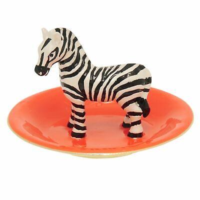Biba Anello Titolare Zebra-mostra Il Titolo Originale
