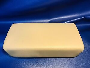 NEW 2003-07 BLACK CENTER ARMREST LID REPLACEMENT MATERIAL ONLY HONDA ACCORD