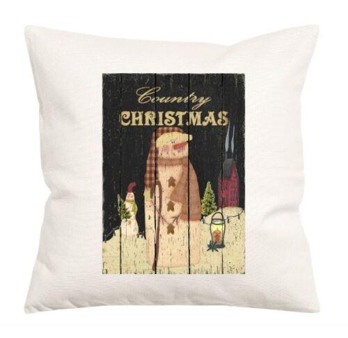 BÜGELBILD-Vintage-Shabby-Nostalgie-Winter-Christmas-Weihnachten-Country-3061