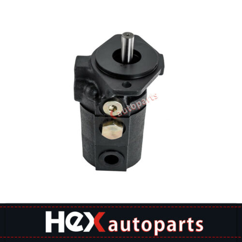 Hydraulic Two 2 Stage Gear Pump 22 GPM Logsplitter Hi Lo fits Haldex 1300488