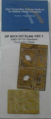 EMD GMDD 34/'  Frame Walkway Sills Module  RAILFLYER MODEL PROTOTYPES 4033