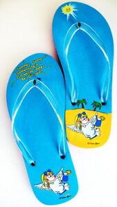 Taglia Bagno 36 da Angel Flop Flip Scarpe Guardian Blu PBq4TY